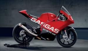 GASGAS Moto3 bike