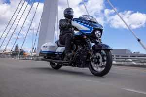 Harley-Davidson Street Glide Special Arctic Blast Limited