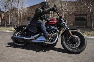 Harley-Davidson headlight recall