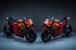 2021 Red Bull KTM MotoGP Livery