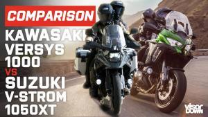Kawasaki Vs Suzuki