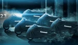 Kawasaki 2021 model line-up