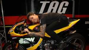 Luke Mossey, TAG Racing Honda