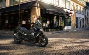 BMW C400X 2021