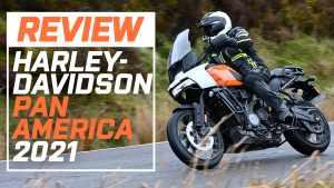 Pan america 1250 video review