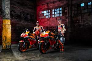 Repsol Honda 2021 MotoGP reveal