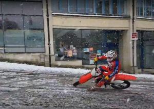 Frome motocross fail