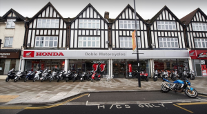 Covid-19 Used motorcycle sales Doble motorcycles