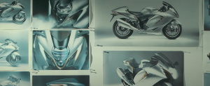 Suzuki Hayabusa 2021 2022 Development Process