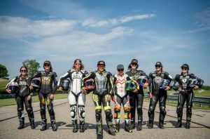 Royal Enfield Build Train Race 2021 riders