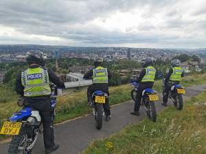Police launch safety campaign in Wales, aiming to reduce motorcycle deaths