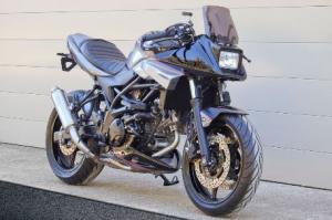 WeBike announce Katana kit for the Suzuki SV650