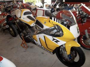 Yamaha TZ250