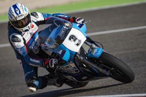Team Classic Suzuki XR69