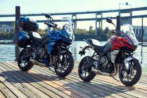 Triumph Tiger Sport 660 revealed for 2022 specs and features