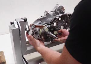 Two-stroke engine rebuild