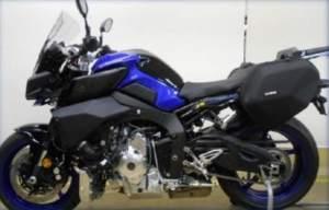 Yamaha Turbo MT motorcycle