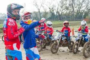 Marc Marquez junior motor camp 2021