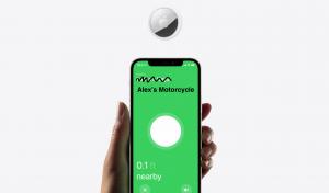 Apple AirTag as a cheap motorcycle tracker