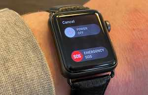 Apple Watch Emergency SOS saves motorcyclist