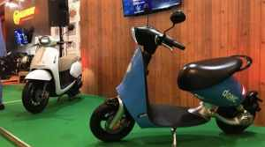 Benelli Electric Scooter Dong Asia Indonesia