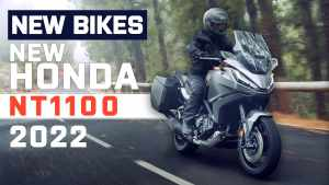 Honda NT1100 tourer | Full specs, features and video