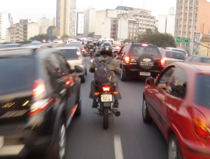 Motorcycles could ease congestion says Belgian motoring federation
