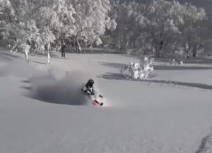 snowbiker