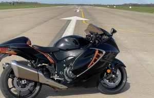European Parliament consider speed limiters for motorcycles