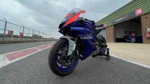 yamaha track experience first track day visordown