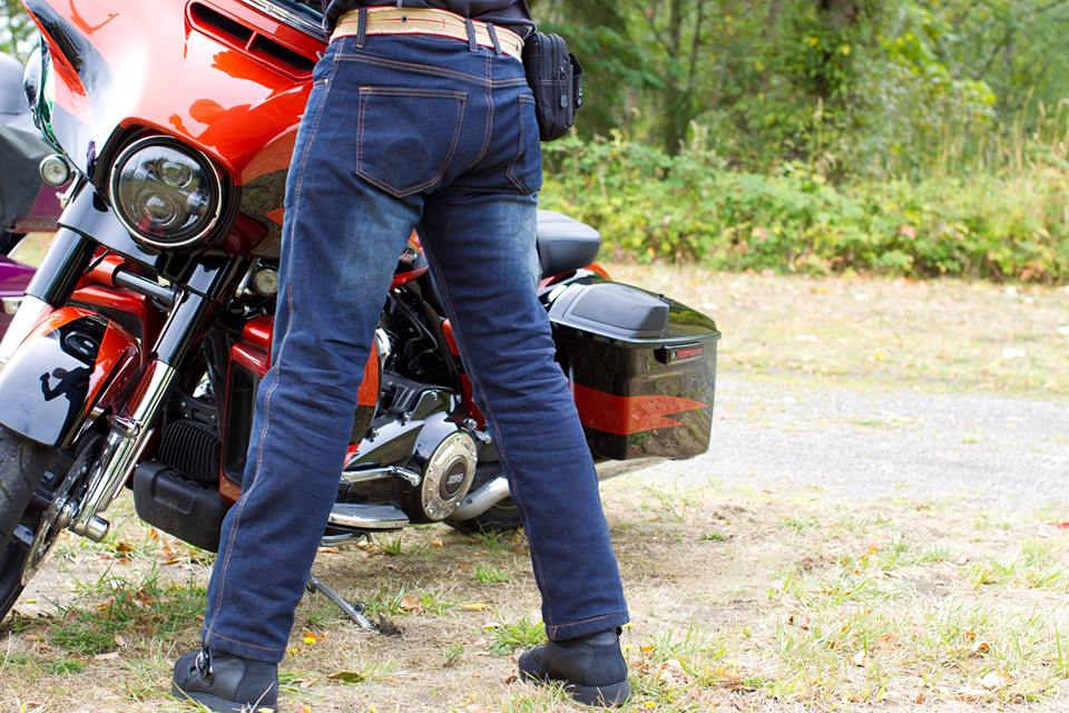 resurgence raw denim cafe racer jeans